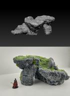 Terrain Scenery - Rock 2