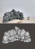 Terrain Scenery - Rock 4