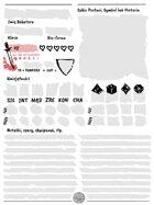 ICRPG Character Sheet (PL / EN)