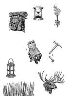 Adventurer Life - Stock Art