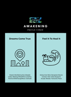 Island Time Wellness Awakening Oracle Cards + Relationship Picture Cards Double-Deck | Tarot Size | 80 Cards