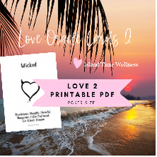 THE PDF VERSION | LOVE ORACLE CARDS 2