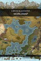 Blackwater Maps - Worldmap