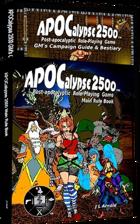 APOCalypse 2500™ Core Rule 1 [BUNDLE]