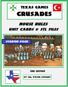 Crusades Starter Pack