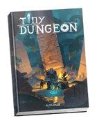 Pergaminos Tiny Dungeon 2E