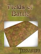 Fields of Battle Gaming Mat 2x2