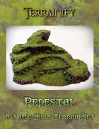 Dynamic Hills: Pedestal
