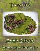 Dynamic Hills: Ramp Spiral