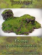 Dynamic Hills: Twins Outcropping