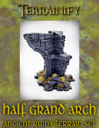 Ancient Ruins: Half Grand Arch