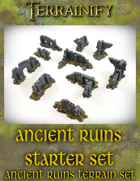 Ancient Ruins: Starter Set (10 pieces)