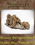 Craggy Outcropping B