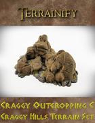 Craggy Outcropping C