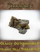 Craggy Outcropping D