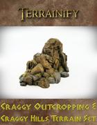 Craggy Outcropping E