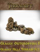 Craggy Outcropping F