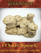 Spires & Plateaus: Multi Spire C