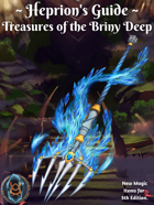 Heprion's Guide: Treasures of the Briny Deep