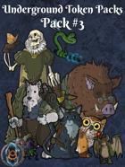 Underground Token Packs: Pack #3