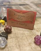 Name Tents for Roleplaying Games