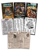 The Fools Haven Adventure Pack Vol 1 [BUNDLE]