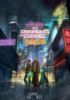 Hong Kong - Les Chroniques de l'étrange - kit de découverte