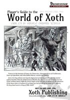 Player's Guide to the World of Xoth (Pathfinder Edition)