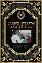 CHRONOS: Sleepy Hollow Skein Book