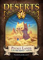 Pocket Lands: Deserts