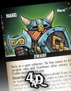 Harg - Hero Card