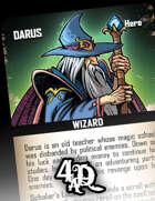 Darus - Hero Card