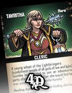 Tavritha - Hero Card
