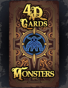 Monsters Cards