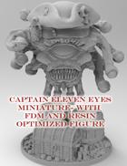 Captain Eleven Eyes
