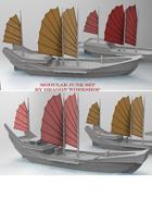 Modular Junk Ship Set