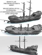 Modular Necromancer Ship
