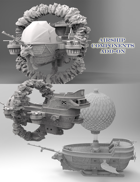 ShipWorks Core Set Airship Components Add-on