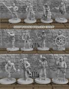 ShipWorks Pirate Crew