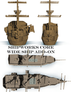 ShipWorks Core, Wide ship Add-on