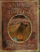 The Unified Surface/D'ni Timeline: An Unwritten Supplement