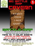 9 sheet BATTLEMAP BIG CAVERN