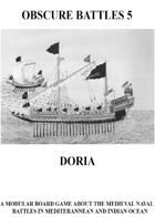 OBSCURE BATTLES 5 - DORIA