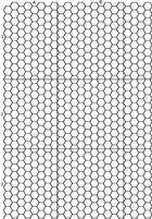 BLANK HEX MAPS IN DIFFERENT SIZES AND FORMATS