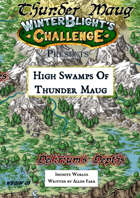 High Swamps Of Thunder Maug