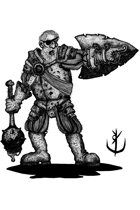 MAN AT ARMS (fighter)- Stock art
