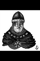 FIGHTER (portrait) - Stock art
