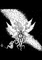 COSMIC GOD 2 - Stock art