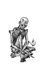 THE DEAD - Stock art