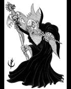 Evil Sorcerer  (KELEK) - Stock art